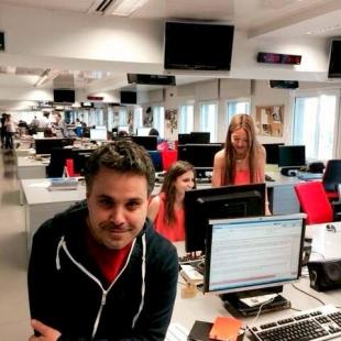 Redacción de Radio Madrid (2014)