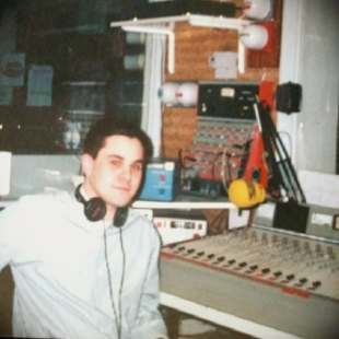 Estudio principal de Radio Pontevedra SER (1992)